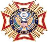 -- VFW Maltese Cross --